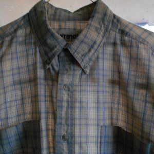 NICE 100% COTTON MEN'S SHIRT SIZE XXL NEW